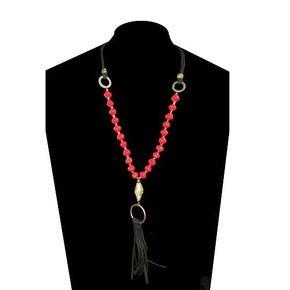 Nabachwa Tassel Necklace