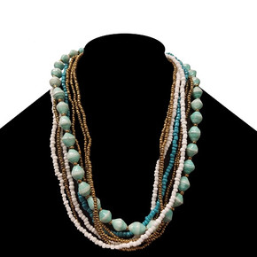 Short Kisakye Necklace