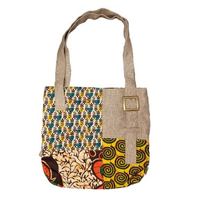 Mbabazi Buckle Bag
