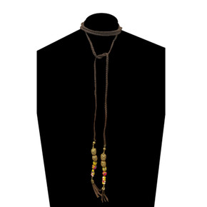 Satia Lariat Necklace