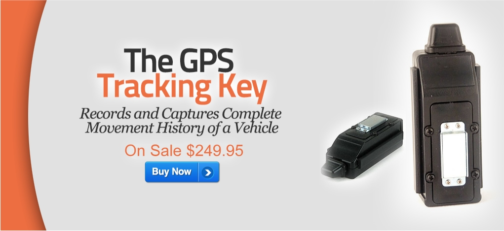 Check out the GPS Tracking Key