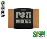 SecureShot Wall Desk Clock Covert Camera/DVR