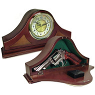 Curved Concealment Clock