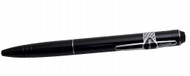Black and Silver Recorder Pen - 256MB