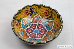 15cm Ceramic Bowl - Style 006