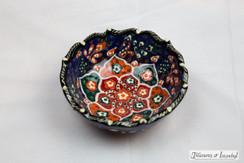 13cm Ceramic Bowl - Style 005