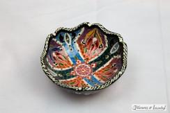 13cm Ceramic Bowl - Style 007