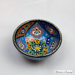 8cm Ceramic Bowl - Style 001