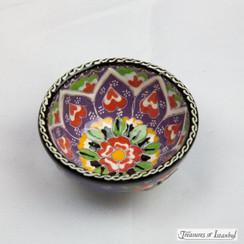 8cm Ceramic Bowl - Style 002