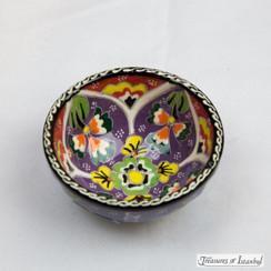 8cm Ceramic Bowl - Style 005