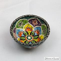 8cm Ceramic Bowl - Style 007