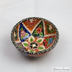 8cm Ceramic Bowl - Style 008