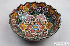 20cm Ceramic Bowl - Style 001