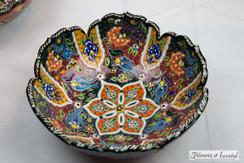 20cm Ceramic Bowl - Style 002