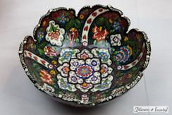20cm Ceramic Bowl - Style 003