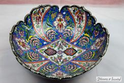 20cm Ceramic Bowl - Style 006