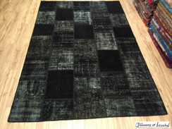 New stock - overdyed rug - 200x300cm - 002