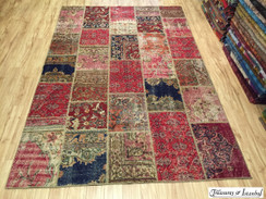 New stock - overdyed rug - 200x300cm - 004