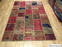 New stock - overdyed rug - 200x300cm - 005