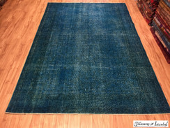 New stock - overdyed rug - 200x300cm - 011