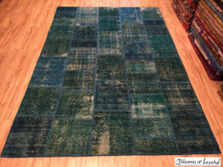 New stock - overdyed rug - 200x300cm - 015