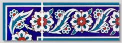 Tile Edge - Style 2 - 10x20cm