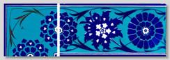 Tile Edge - Style 4 - 10x20cm