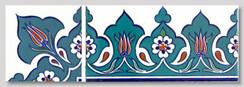 Tile Edge - Style 10 - 10x20cm