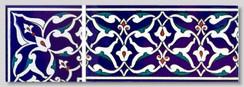 Tile Edge - Style 12 - 10x20cm