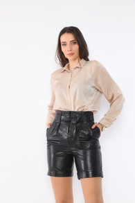 Leather Short 01