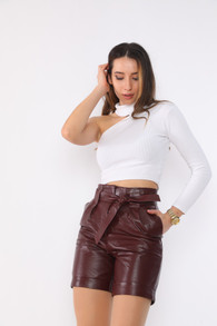 Leather Short 05