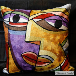 Picasso cushion - 15