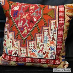 Kilim cushion - 34