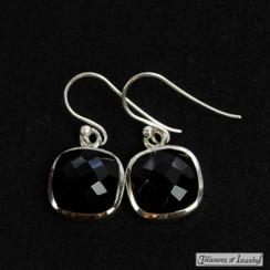 Onyx earrings - 070