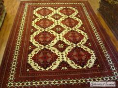 Turkman 007 - 209x199cm