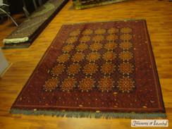 Turkman 008 - 195x150cm