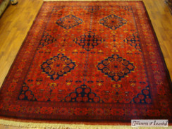 Turkman 009 - 199x148cm