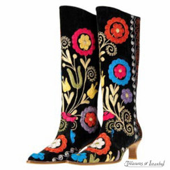 Suzani Boots 001