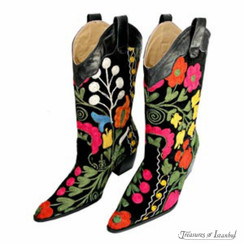 Suzani Boots 002