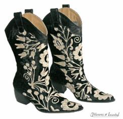 Suzani Boots 003