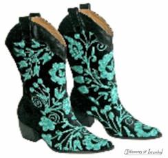 Suzani Boots 005