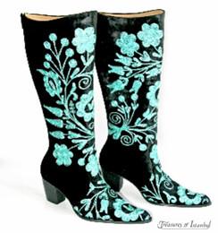 Suzani Boots 006
