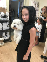 Noir-Black Dress - Summer 2019 - July 1 - 5, 2019 - Afternoon