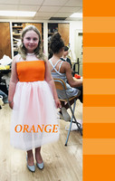 Orange is a Happy Color - Summer 2020 - June 29 - July 3, 2020 - Afternoon