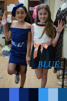Trendy Summer Blues - Summer 2021 - June 21 - 25, 2021 - Afternoon