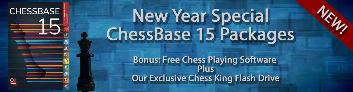 ChessBase 15 Specials- Chess Software, Chess Sets, Chess Pieces