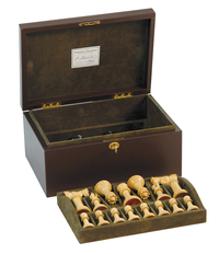 Jaques of London Collectible Heirloom Chess Pieces