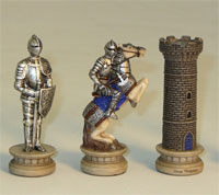 Unique Themed Chess Sets