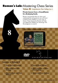 Roman's Labs: Vol 8, Comprehensive Chess Endings Part 1 Download