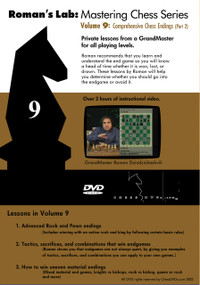 Roman's Labs: Vol 9, Comprehensive Chess Endings Part 2 Download